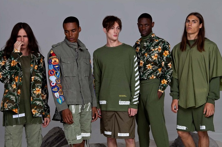 Virgil Abloh's Off-White collection