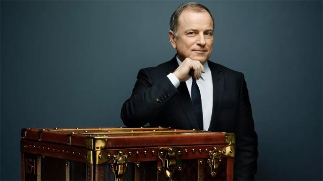 Michael Burke, Louis Vuitton CEO