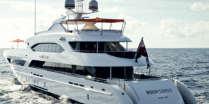 Yacht Review: Newly Restyled Heesen 47M