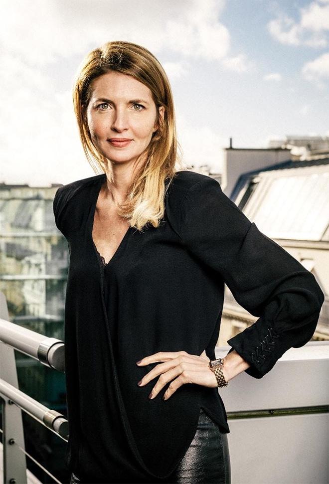 Cartier Watchmaking Studio Creation Director, Marie-Laure Cerede