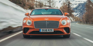 The New Bentley Continental GT is not just for a Grand Tour
