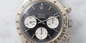 "The Holy Grail Rolex Daytona ""Unicorn"" Sells For $5.9 Million At Phillips"
