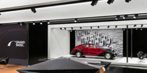 The Grand Basel will present the Art of Cars