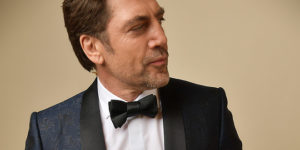 Javier Bardem in Ermenegildo Zegna Couture for 71st Edition of the Festival de Cannes