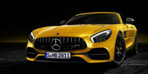 Unleashing the transcendence of the Convertible Mercedes-AMG GT S Roadster