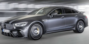 Early Birds catches the worm: Mercedes-AMG GT 63 S Edition 1