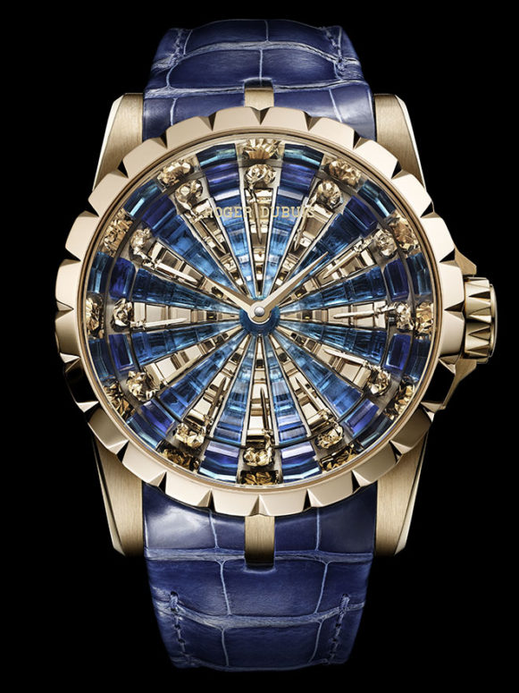 Roger dubuis excalibur knights of the round table iii - Knights of the round table watch price ...
