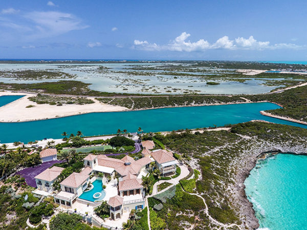 Prince Turks Caicos Island Estate Will Beat The Auction
