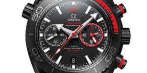 Omega Unveils Limited Edition Planet Ocean At Volvo Ocean Race