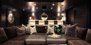 Evolution of Home Cinemas to VIP Club Lounges