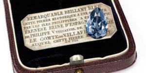 Legendary Blue Diamond of Royal Descent sells for 6.7 million