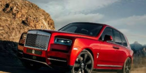 Rolls-Royce Cullinan takes on new high roads