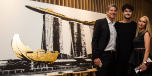 Bordier & Cie hosts Tim Bengel's first Singapore preview