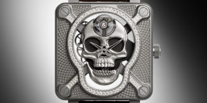 Introducing Bell & Ross Laughing Skull Watch