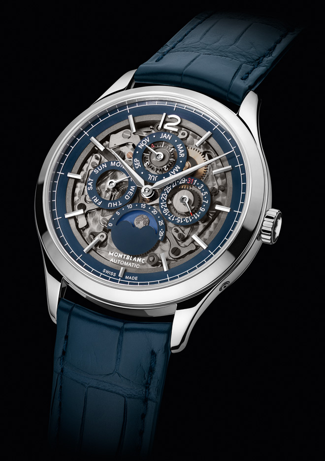 New Luxury Watch: Montblanc Heritage Chronométrie Collection