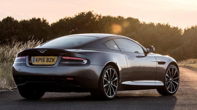 2017 Aston Martin DB9 GT