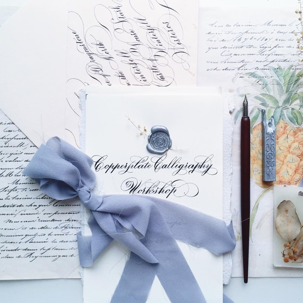 copperplate-calligraphy