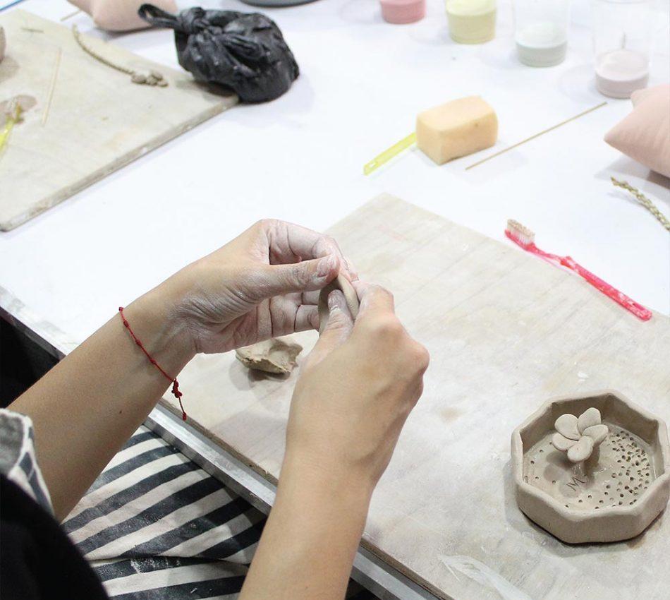 ceramic-making