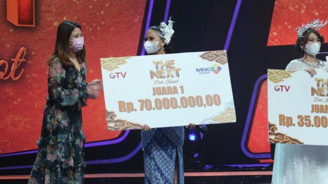 Juara pertama The Next Didi Kempot, Mira [siaran pers]
