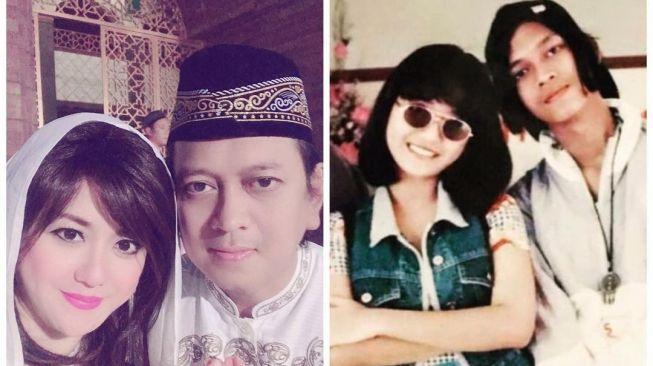 Yuyun Sukawati bersama suami. [Instagram]
