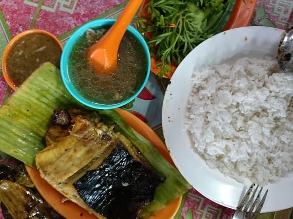 Ikan Bakar Paling Best