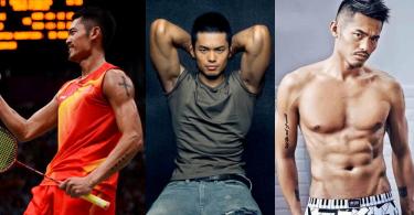 【超級丹的超級健身】3招橡皮繩讓林丹練到手臂爆肌!
