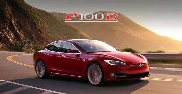 【2.5秒加速破百】最強續航力Tesla Model S及Model X P100D登場