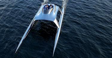 【豪華郵艇都靠邊站】海洋一級方程式Glider super sports SS18