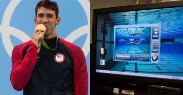 【奪金背後】當美國游泳國家隊在訓練池遇上BMW自駕系統