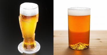 6隻人氣玻璃啤酒杯