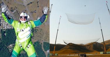 真男人!跳傘專家Luke Aikins完成25000尺無傘著陸壯舉