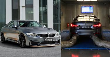 【強壓M5和M6】G-Power重燃BMW,M4 GTS再度限界突破