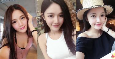 散發仙氣的美貌,潛力滿分台灣美少女