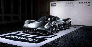【Redbull X Aston Martion】世界上最快超跑AM-RB001