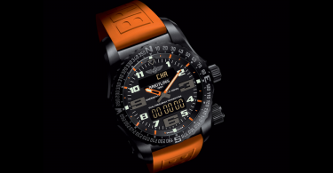 【求生專家】Breitling雙頻衛星定位the Emergency Night Mission特別版腕錶