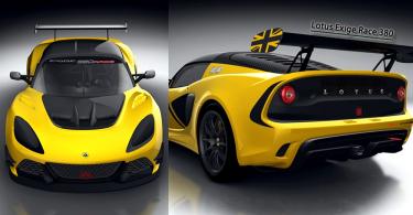 有四驅車的影子!Lotus競速車款「Exige Race 380」