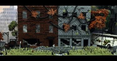 神還原!《The Last Of Us》極高仿真LEGO場景!