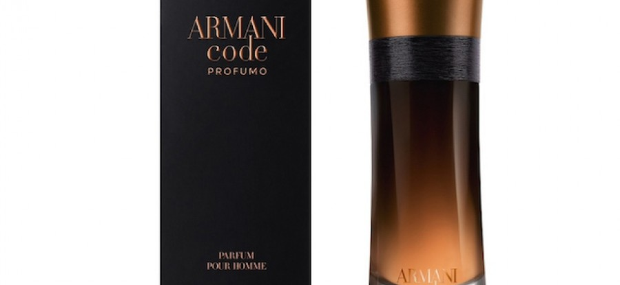 Giorgio Armani To Launch New Fragrance – Armani Code Profumo