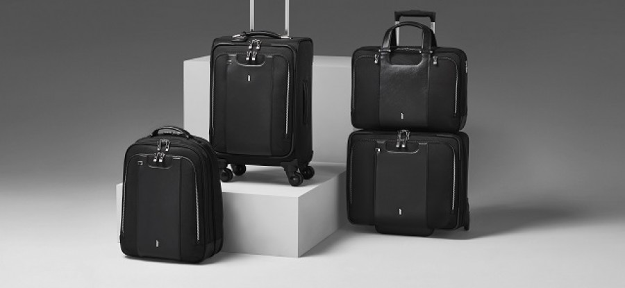 Business Bound – Hartmann's J Biznes Collection Travel-Bag Series