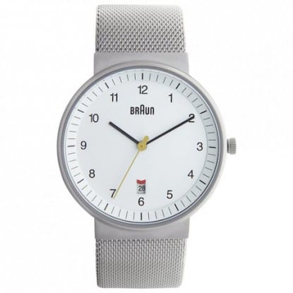 #MFKeepingTime – A Men's Folio X Braun Watches Giveaway