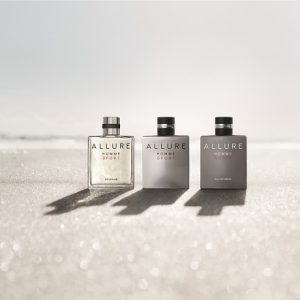 Chanel Cologe Allure Sport Homme
