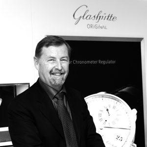 Yann Gamard - Glashütte