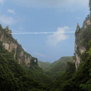 Glass Bottom Bridge Tallest