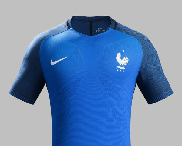 Nike's jersey for France