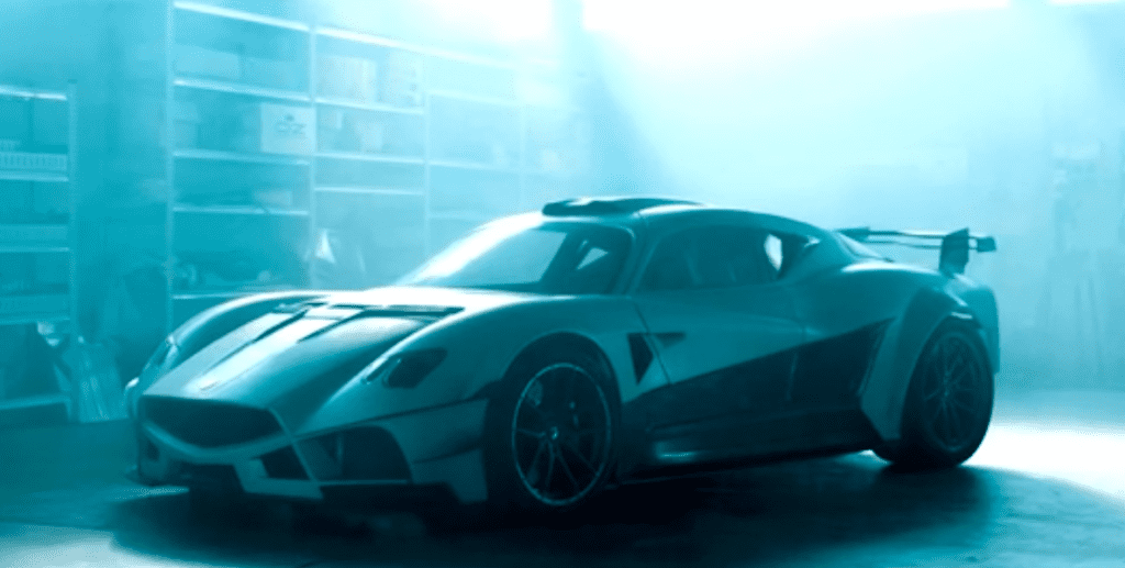 Italy's Fastest: Mazzanti Evantra Millecavalli