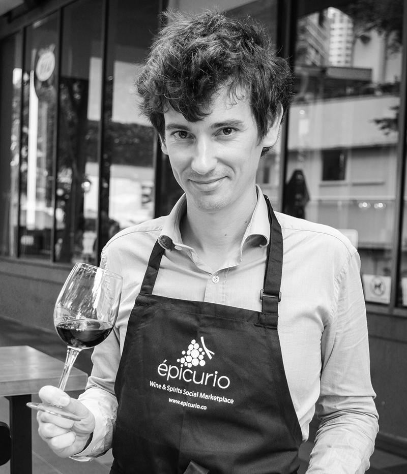 Interview: Clément Hochart on Epicurio