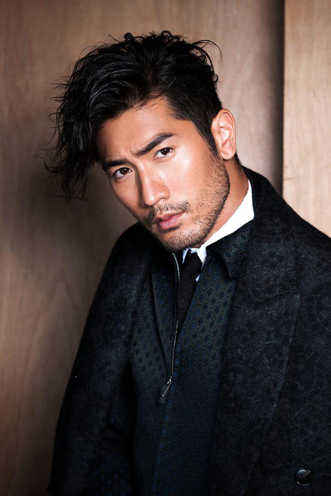 Interview: Godfrey Gao