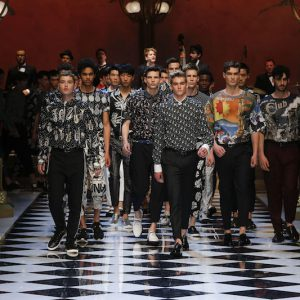 Dolce & Gabbana Spring/Summer 2017 collection