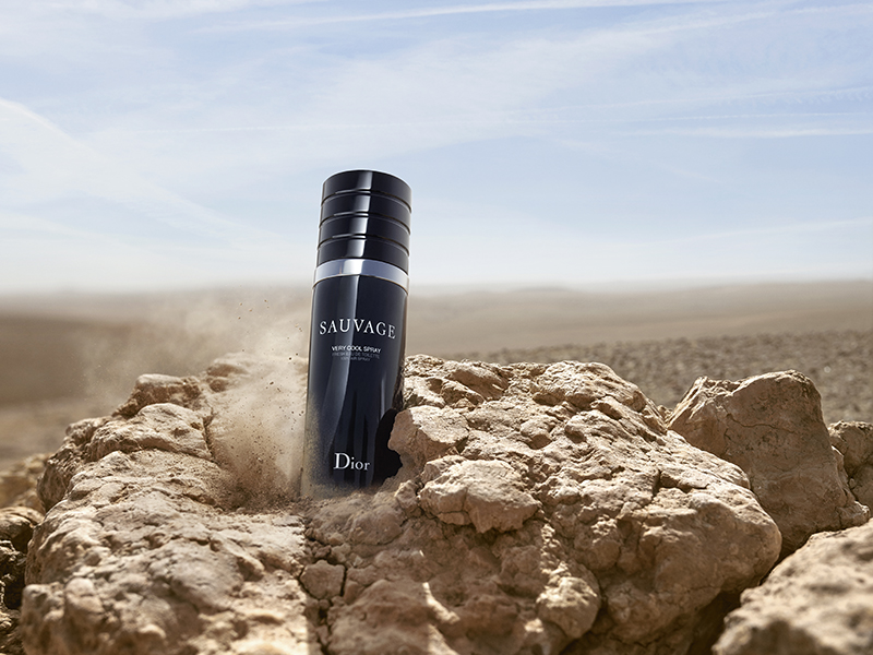Dior's new Sauvage Very Cool Spray Redefines the Way we Wear our Fragrance