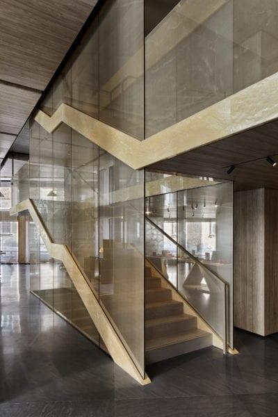 Armani Casa_Corso Venezia 14_scala interna
